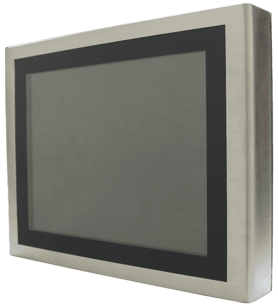 Full IP65 Touch Panel PC with Core i5 CPU