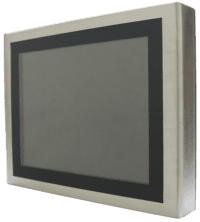 Full IP65 Touch Panel PC with J1900 CPU Capacitive Series