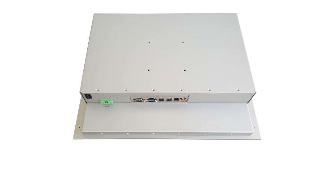 Touch Panel PC with Intel Core i5 CPU resistive series rear