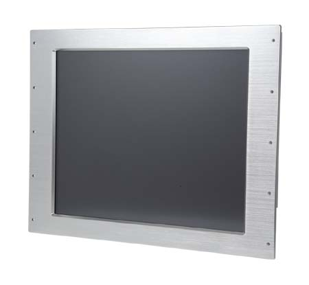 Rack Mount Touch Panel PC with Intel Bay Trail CPU