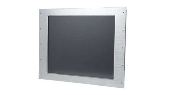17 Zoll Rack Mount Touch PC mit Core i7 CPU
