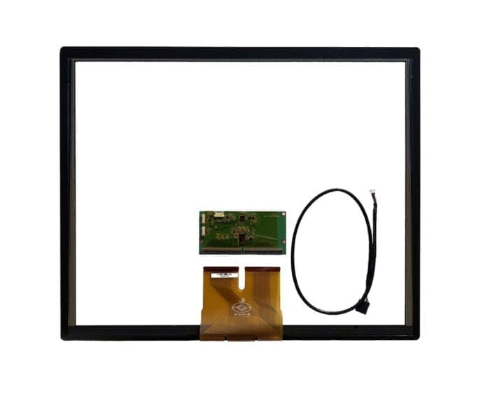 10.1 inch Capacitive Touch Sensor