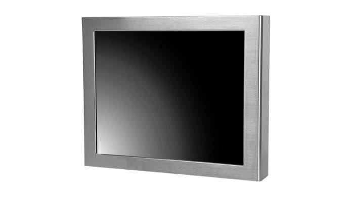 24inch Full IP66 Touch PC Core i7 Stainless Steel Series